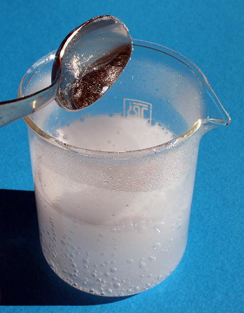 Раствор пищевой соды