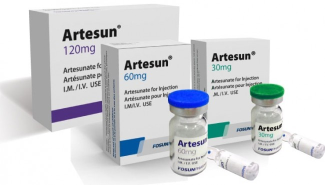 Артесунат для инъекций – скорая помощь от малярии и объект исследования в клинических испытаниях противораковой активности артемизинина
