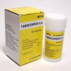 Лечение тамоксифеном гормонозависимого рака молочной железы эффективно, но может вызывать серьезные побочные эффекты