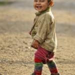 Здоровью цыганских малышей можно позавидовать